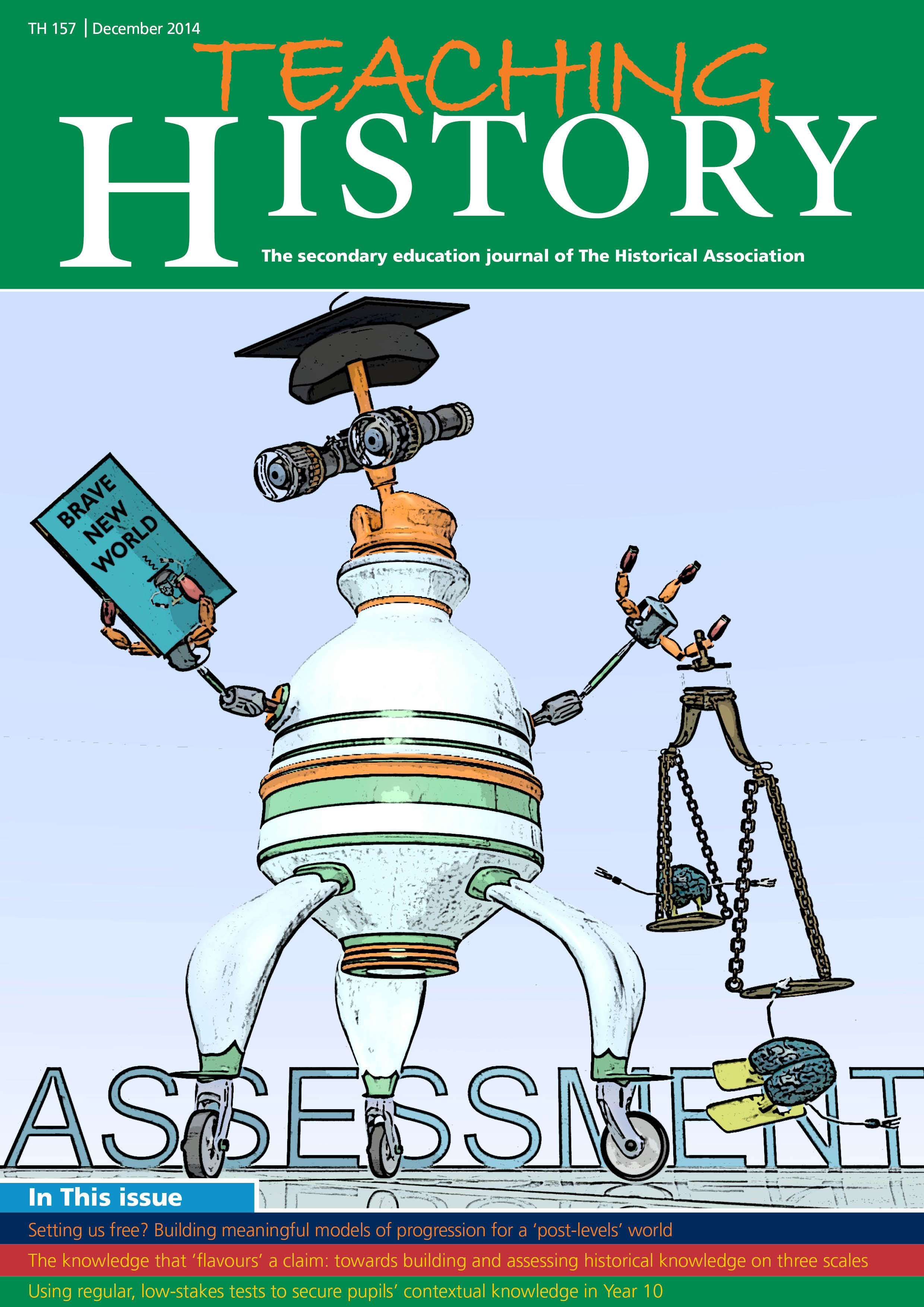 Publications Teaching History Historical Association